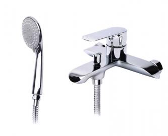 Однорычажный смеситель для ванны AHTI Ivalo IL405001